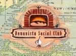 Hand Rendered Version of the logo for the Bonavista Social Club Restaurant/Bakery In Newfoundland.