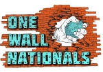 One Wall Nationals T-shirt Illustration