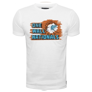 One Wall Nationals Tshirt White